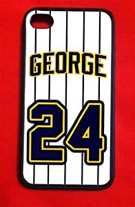 Paul George Indiana Pacers Iphone 4/4S Case