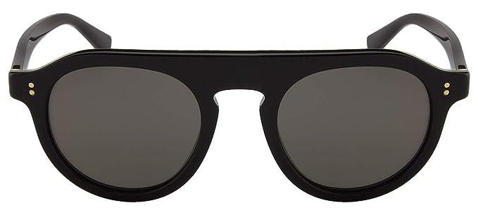 59e04f72178f Image Unavailable. Image not available for. Colour  DOLCE   GABBANA Men s  0DG4306 501 R5 50 Sunglasses