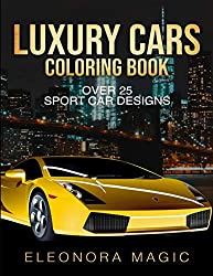 Image of the product Luxury Cars Coloring that is listed on the catalogue brand of .