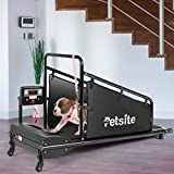 PETSITE Dog Treadmill, Pet Dog Fitness Treadmill