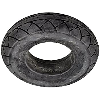 Gator parts New Scooter Tubeless Solid No Flats Tire For Razor 200 X 50 (8 X 2) E100 E150 E175 E200