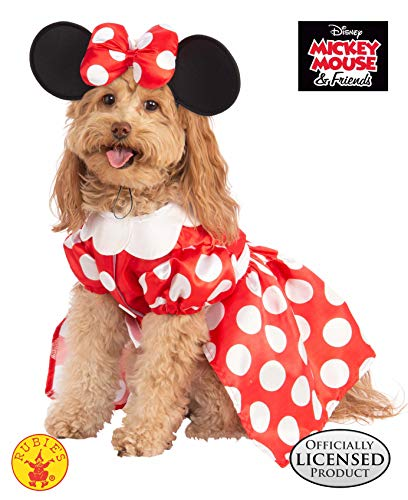 Create Your Own Minnie Mouse Costumes - Rubie's Disney: Mickey & Friends Pet