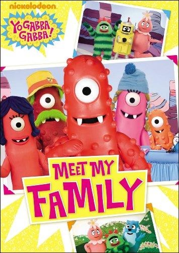 Yo Gabba Gabba!: Meet My Family -