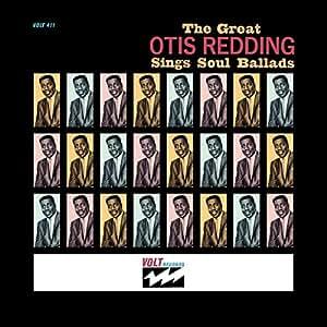 The Great Otis Redding Sings Soul Ballads (Vinyl)