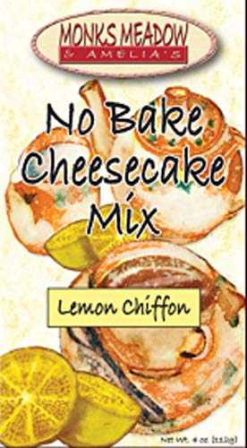 Monk Meadow amp Amelia#039squotNo Bake Cheesecakequot  Lemon Chiffon