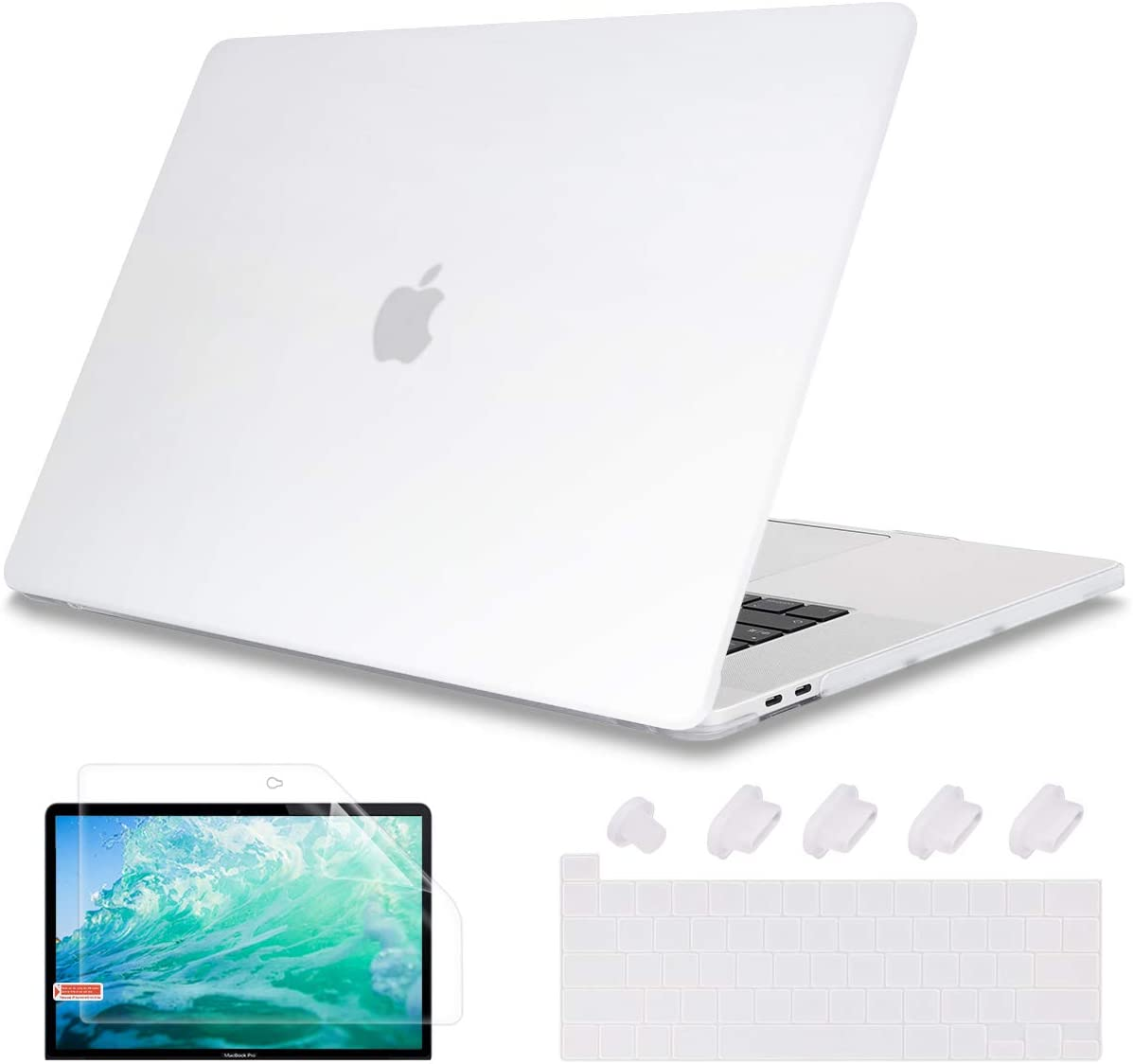 Funda Y Protectores Para Macbook Pro 13 A2289 A2251clear