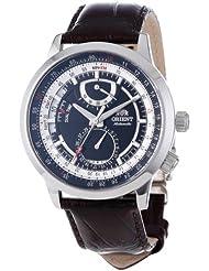 Orient Mens CDH00002B Explorer Power Reserve Meter Watch