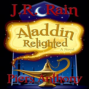 Aladdin Relighted Audiobook