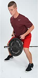 Pull Force Olympic T-Barbell Row Handles