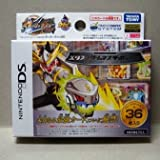 Japan Import Mega Man Star Force Tribe Extreme master box wave command card 36 pieces