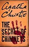 Front cover for the book The Secret of Chimneys by Agatha Christie
