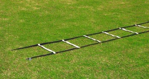7 opinioni per Scaletta per allenamento 4 m, piatta, pioli fissi
