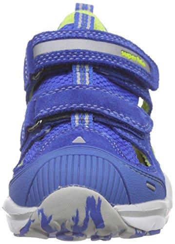 Superfit Jungen Sport5 Mini Low-Top Blau (BLUET KOMBI 85)