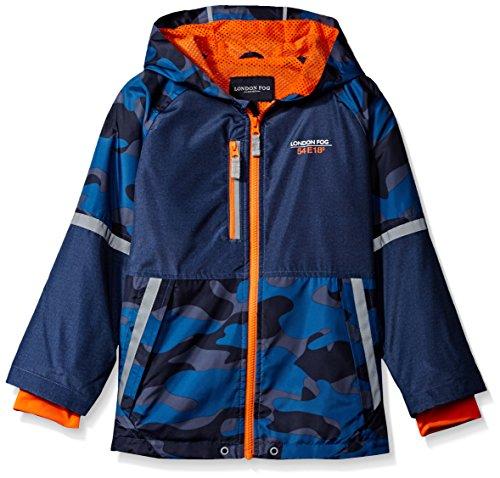 London Fog Camouflage Print Jacket product image
