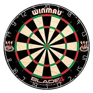Winmau Blade 4 Bristle Dartboard - 51hRVq2yEGL - Winmau Blade 4 Bristle Dartboard