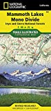 Mammoth Lakes, Mono Divide [Inyo and Sierra National Forests] (National Geographic Trails...