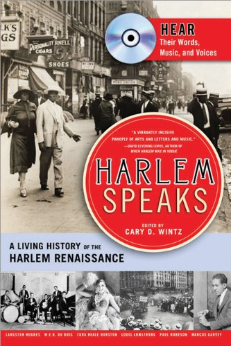 Search : Harlem Speaks: A Living History of the Harlem Renaissance