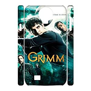 ANCASE Grimm Phone 3D Case For Samsung Galaxy S4 i9500 [Pattern-6]