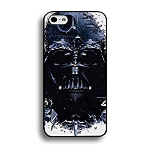 Unique Design(TM) Iphone 6 (4.7 Inch) Case Cover Gel Disney Cartoon Anime Comics Character Star Wars Hard Tpu Slim Fit Rubber Custom Black Protective Accessories for Girls