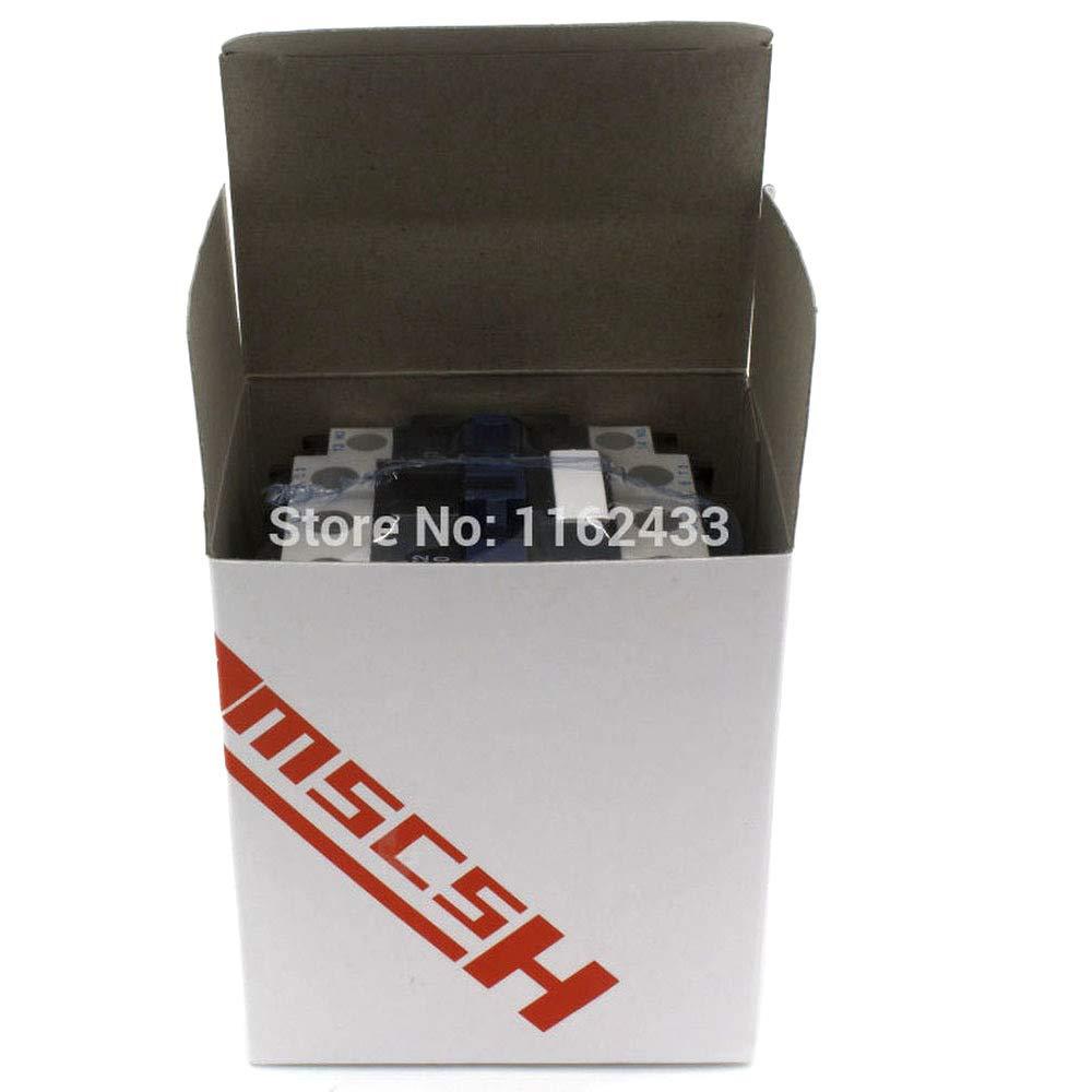CJX2-2501 25A AC 380V 3P NC contactor CJX2-25 LC1-D25 Series 380VAC AC contactor