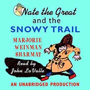 Nate the Great and the Snowy Trail Audiobook
