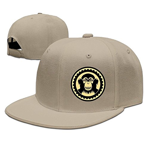 MaNeg Black Eyed Peas Unisex Fashion Cool Adjustable Snapback Baseball Cap Hat One Size - Boston Prada Store