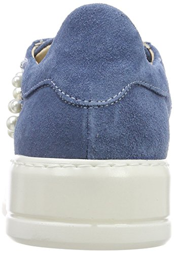 Jeans Femme Baskets jeans Bleu 003 Manas Bermuda awHCqIU