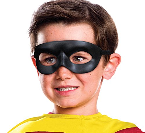 Rubie's Costume Boys DC Comics Robin Mask Costume, One Size
