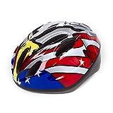 SUNVP Kid Children Bicycle Bike Cycle Skater Adjustable Safety Crash Helmet