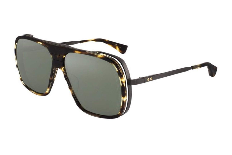fe8cd06f20d5 Sunglasses Dita ENDURANCE 79 DTS 104 02 Blackwood-Black Iron w  G15 AR at  Amazon Men s Clothing store