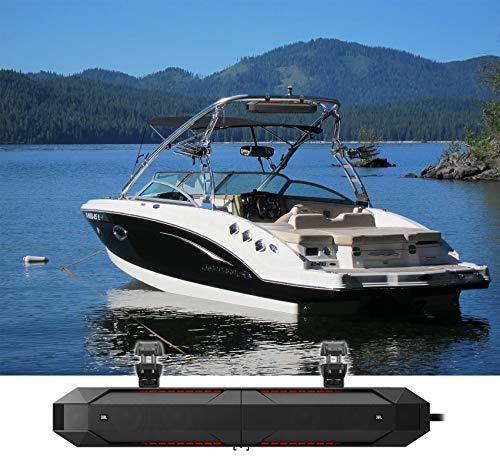 Powered Marine - JBL Stadium UB4100 Powered Bluetooth Marine Wakeboard Boat Tower Sound Bar