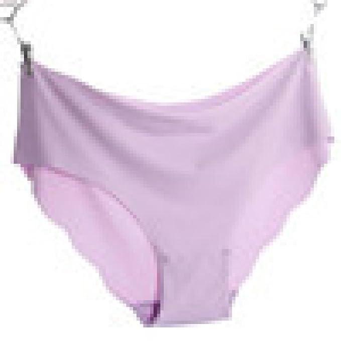 lenceria mujer, AIMEE7 Ropa interior invisible de las bragas de las mujeres tanga sin costura del spandex del algodón de la gasa: Amazon.es: Ropa y ...