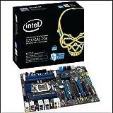 Intel BOXDZ77GAL-70K LGA 1155 Intel Z77 HDMI SATA 6Gb/s USB 3.0 ATX Intel Motherboard