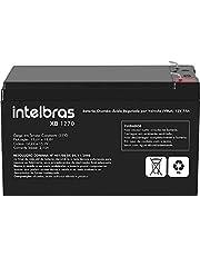Bateria Selada VRLA intelbras 12V 7AH XB 1270 Preto