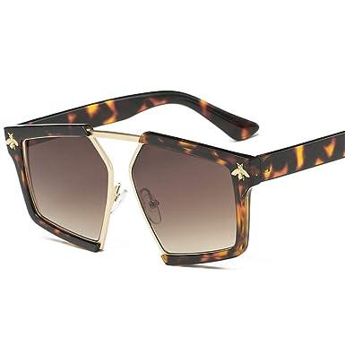 dfjd Gafas De Sol Big Gafas De Sol Moda Tendencia Pequeñas ...