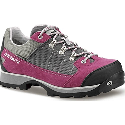 Dolomite Davos Low Waterproof, Rosa