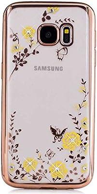 Galaxy S6 caso, kkeiko® Galaxy S6 funda, Premium FLEXIBLE suave ...