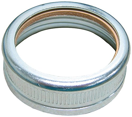 """Albion Engineering 421-G01 Front Cap Steel Ring Cap for 2"""" P"""