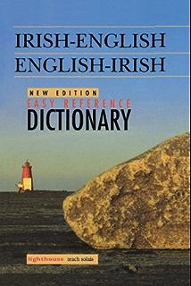Basic irish a grammar and workbook grammar workbooks kindle irish englishenglish irish easy reference dictionary fandeluxe Images