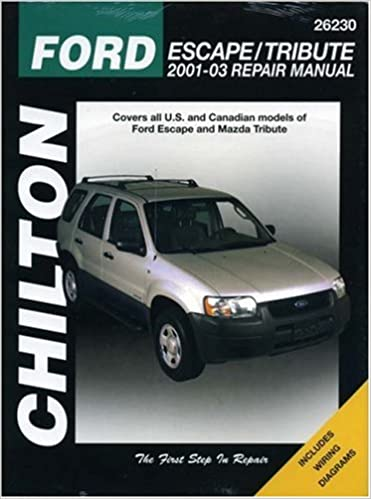mazda tribute 2005 repair service manual ebook