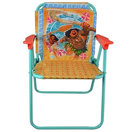 Awe Inspiring Disney Moana Patio Chair In Ccd Evergreenethics Interior Chair Design Evergreenethicsorg