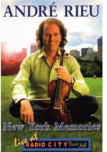 Andre Rieu - New York Memories (Pal/ Region 0) (United Kingdom - Import, Pal Region 0)