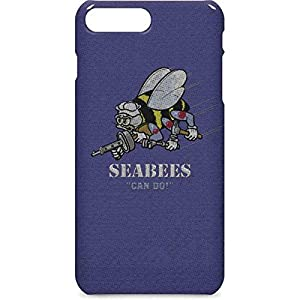 US Navy iPhone 8 Plus Case - Seabees Can Do   Military X Skinit Lite Case from Skinit