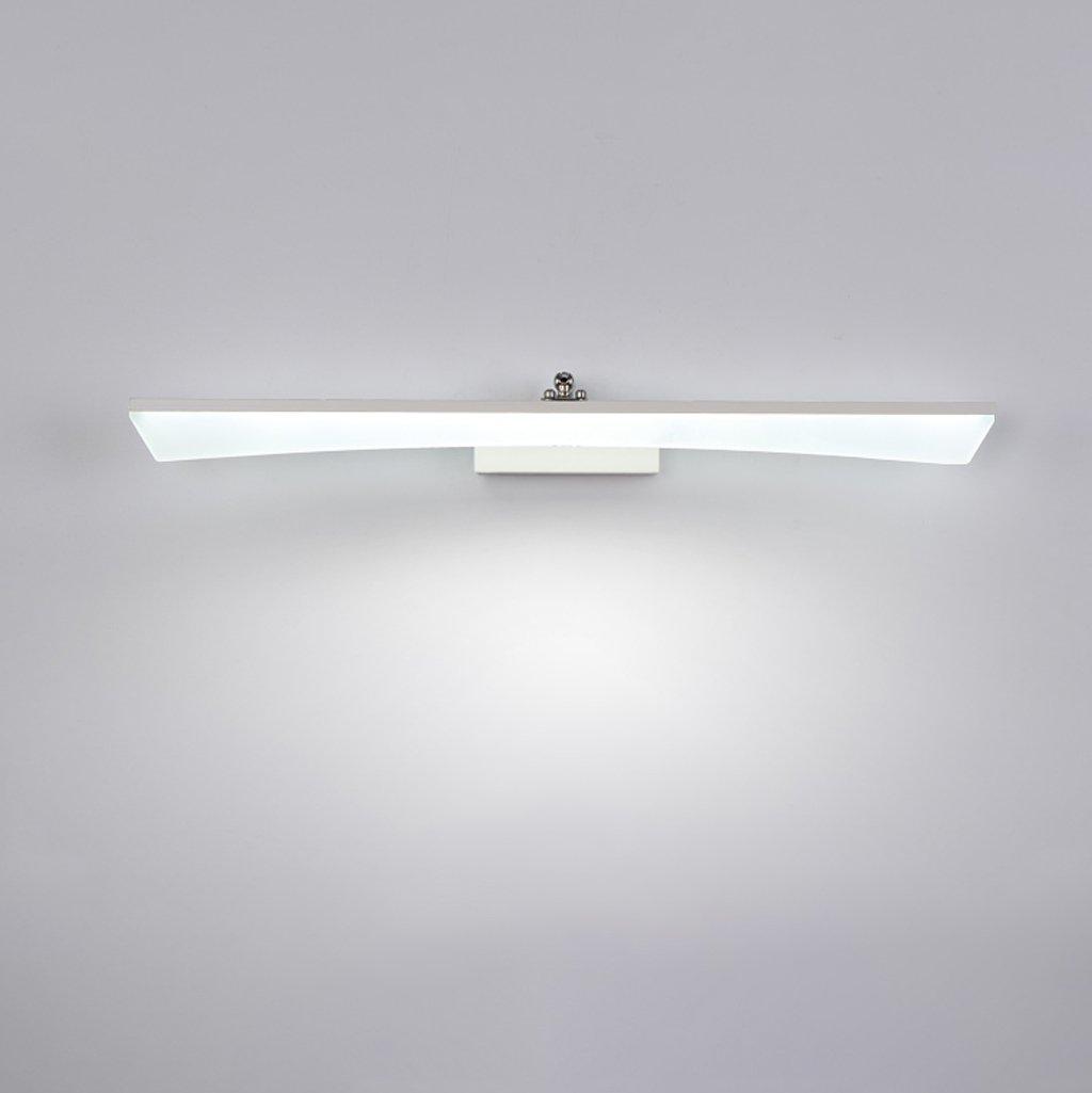 LED、洗面ライト、ブラケットライト、ミラーフロントライト、洗面器ライト、鏡キャビネットライト、バスルームライト、防水、防曇、防錆キャビネットライト、60cm B07C4ZQ2CM 10121