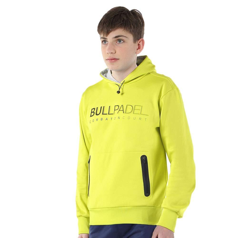 Bullpadel Sudadera Ceramic LIMÓN Junior: Amazon.es: Deportes y ...