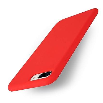 Amazon.com: YAZHAN - Carcasa de silicona líquida para iPhone ...