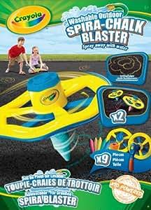 Crayola Spira Blaster Tiza