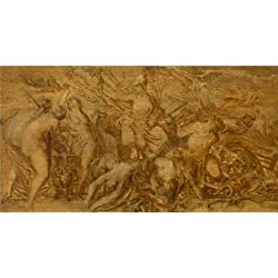 The High Quality Polyster Canvas Of Oil Painting 'Navolger Van Peter Paul Rubens,Bellona,1577-1640' ,size: 30x57 Inch / 76x145 Cm ,this Amazing Art Decorative Prints On Canvas Is Fit For Home Office Artwork And Home Gallery Art And Gifts