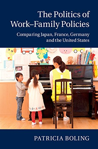 Download The Politics of Work-Family Policies: Comparing Japan, France, Germany and the United States Pdf