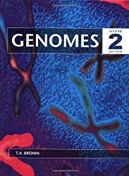 Genomes 2nd edition by Brown, Terence A. (2002) Hardcover